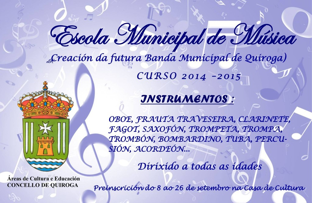 Escola Municipal Quiroga