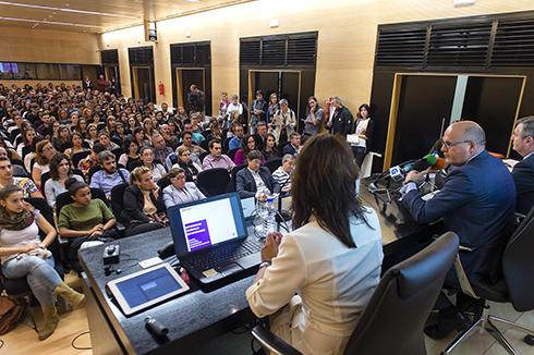 Manuel Baltar na Xornada de impulso e asesoramento técnico para experiencias turísticas (SEGITTUR)