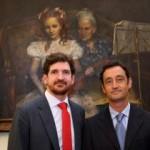 O director xeral do Igape, Javier Aguilera, e o secretario de Estado da Casa Civil do Goberno de Río de Janeiro, Leonardo Espíndola