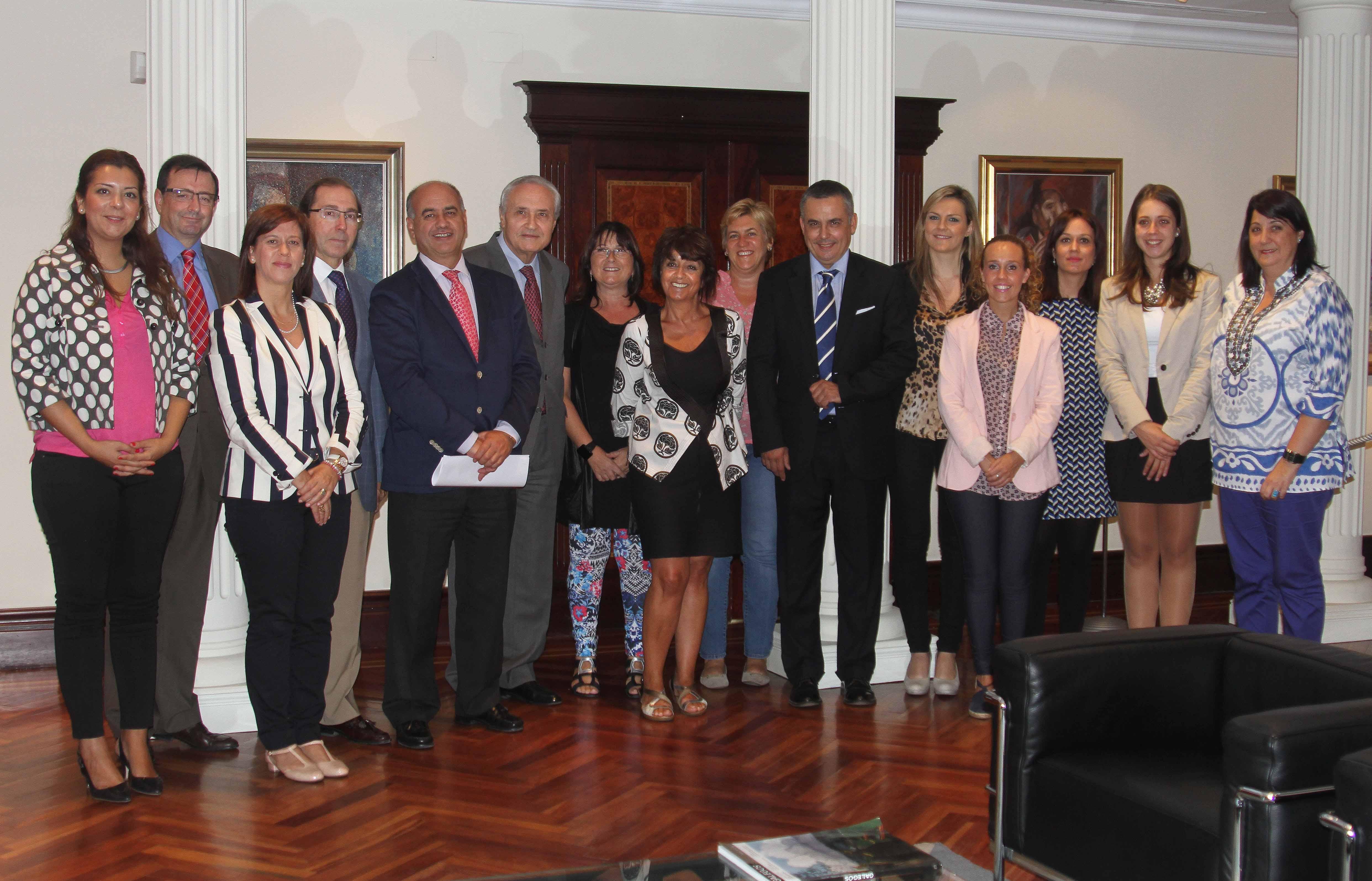 Reunión da Comisión de Patrimonio e Cidade do Grupo de Cidades Patrimonio da Humanidade de España