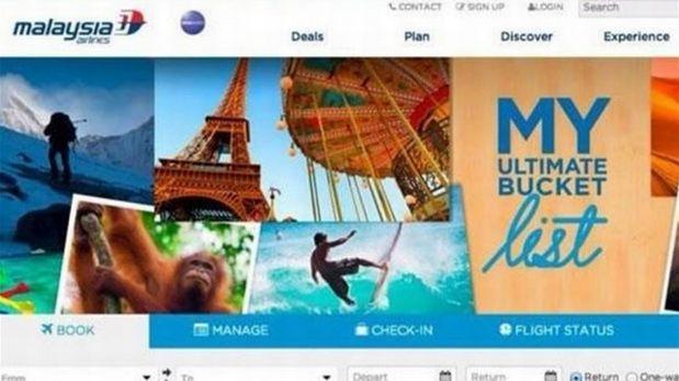 Campaña publicitaria 'espeluznante' de Malaysia Airlines: 'Pide un deseo antes de morir'