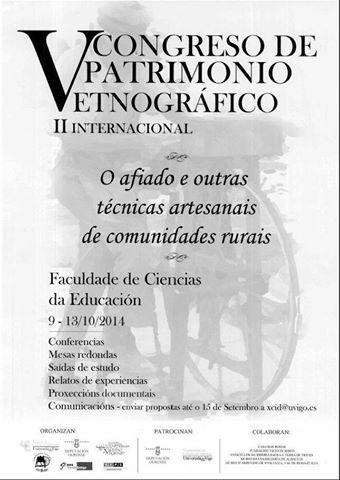 V Congreso de Patrimonio Etnográfico de Trives