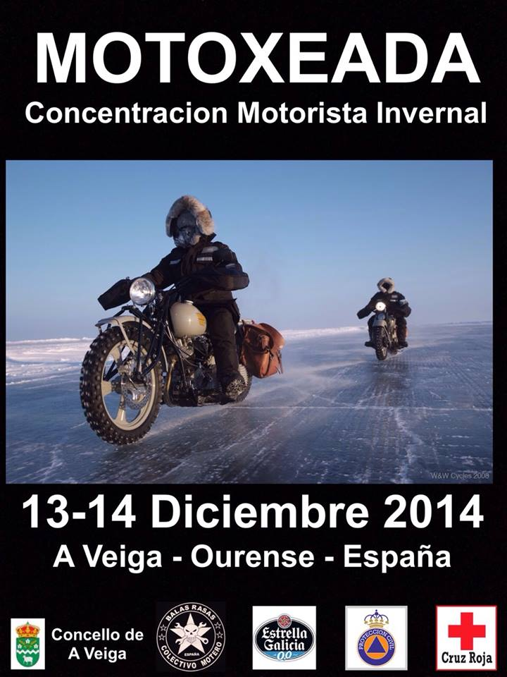 Concentración Motorista Invernal