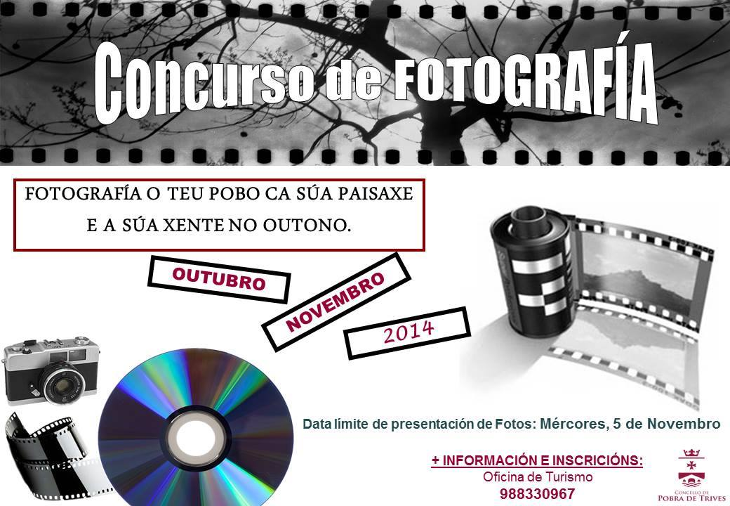 Concurso de fotografía do Concello de A Pobra de Trives, 'Outono máxico'