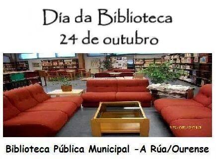Día Internacional da Biblioteca