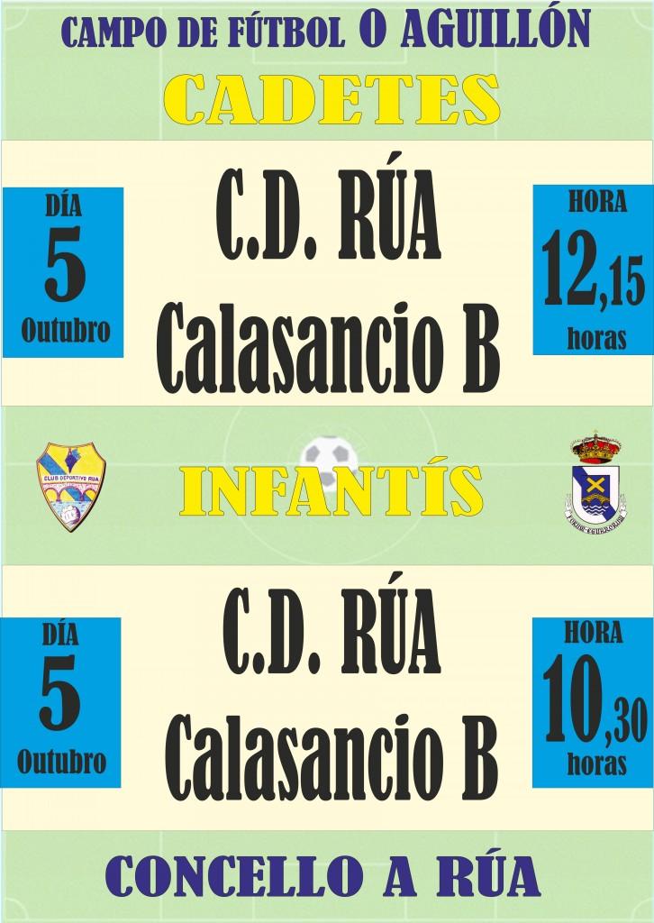 C.D. A Rua - Calasancio B