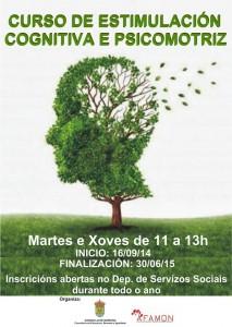 Curso de estimulación cognitiva e psicomotriz , Quiroga