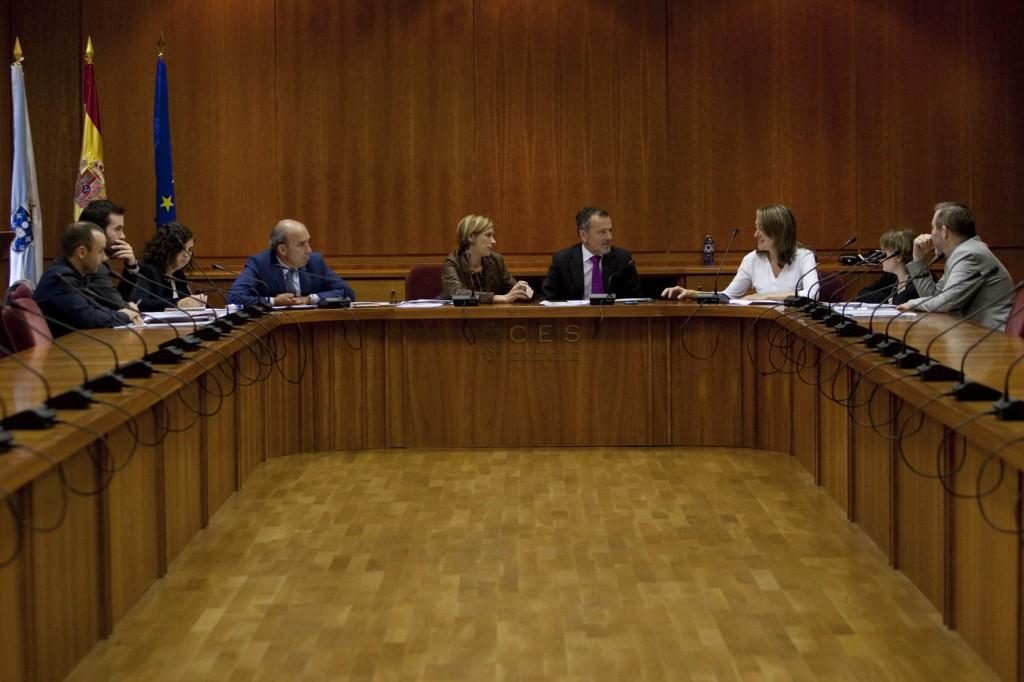 A Xunta anuncia a constitución da Comisión de seguimento do Plan director do Camiño de Santiago