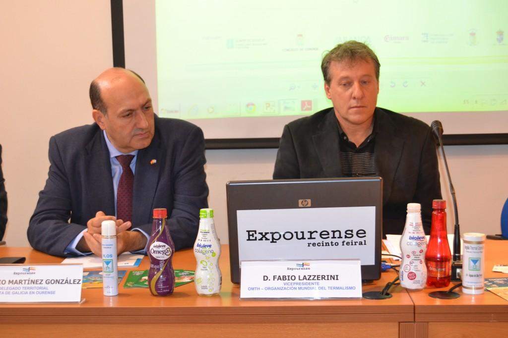 Conferencia Lazzerini Expourense