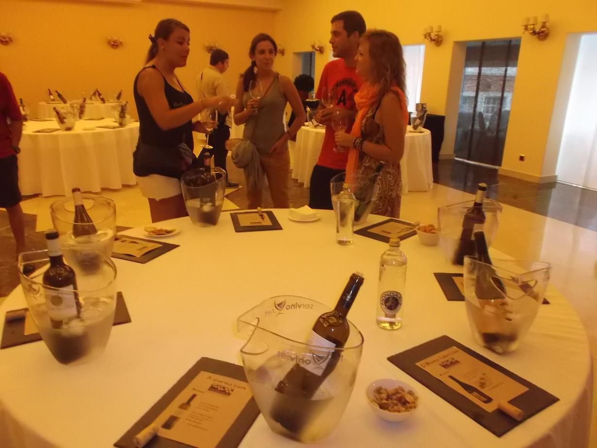 Cata de vinos DO Valdeorras en A Coruña