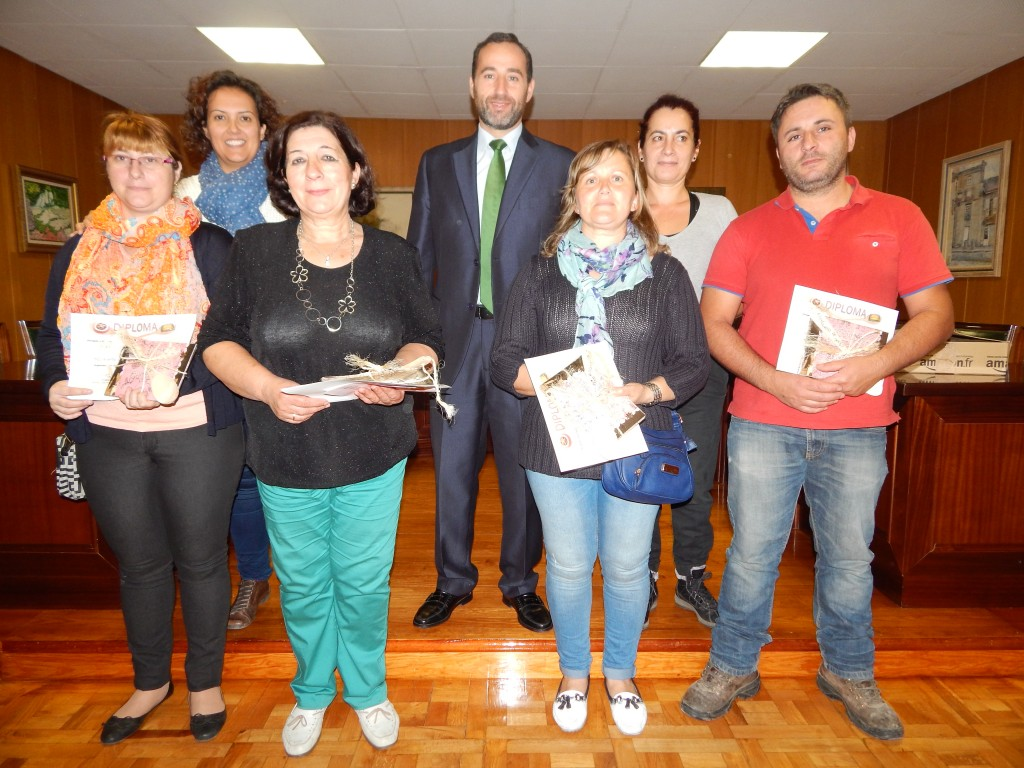 A Pobra de Trives entrega  os premios ós gañadores da I edición do Concurso Doces Típicos de Outono