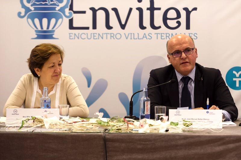 Pilar Farjas e Manuel Baltar.