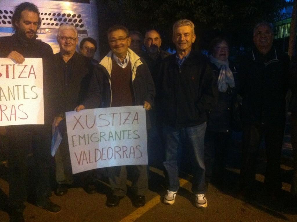 Saída colectivo emigrantes retornados de Valdeorras 2