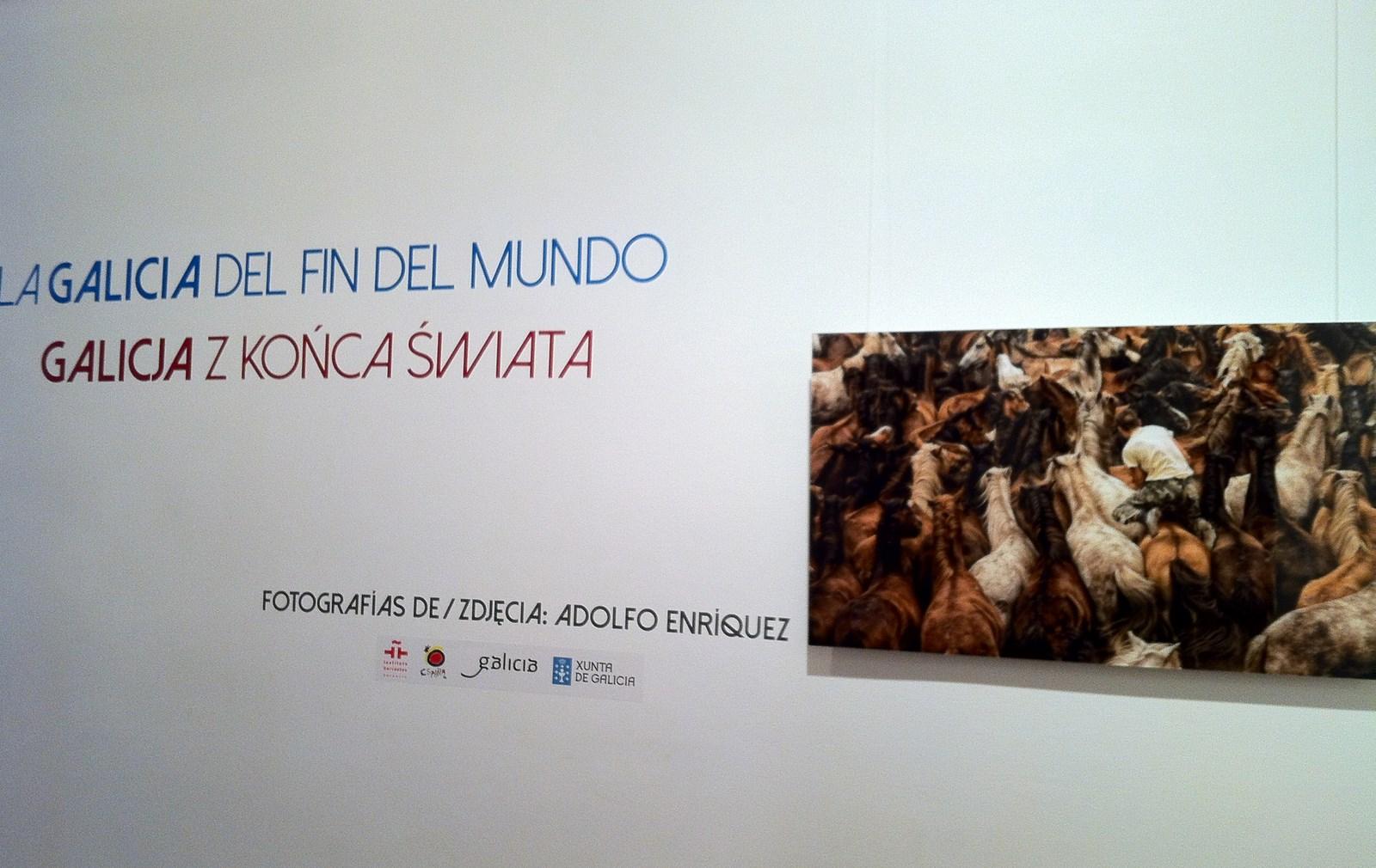 Turismo organiza unha exposición fotográfica sobre Galicia no Instituto Cervantes de Varsovia