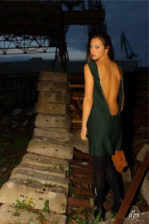 Modelo: Sandra Gónzalez