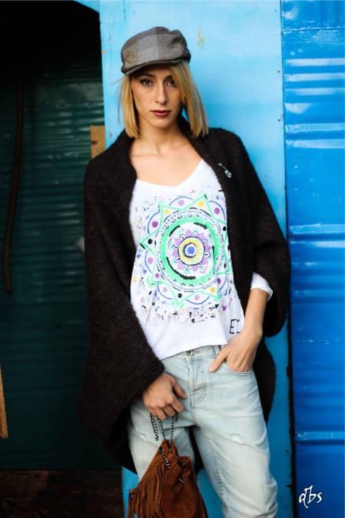 Modelo: Kelly Salgado