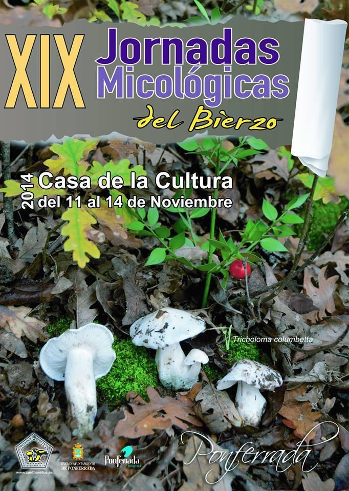 XIX Jornadas Micológicas del Bierzo