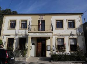 Concello de Carballeda, Ayuntamiento en Sobradelo