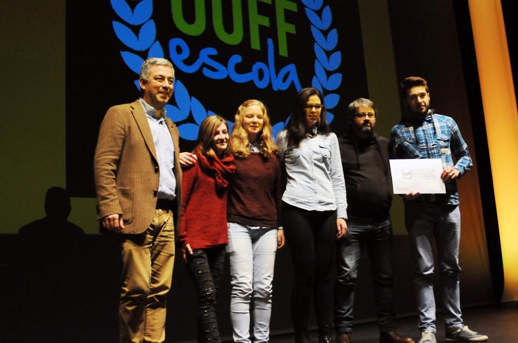 Consellería de Cultura e Educación, participa , Ourense , gala de entrega , V Edición dos Premios do Certame Ouff Escola