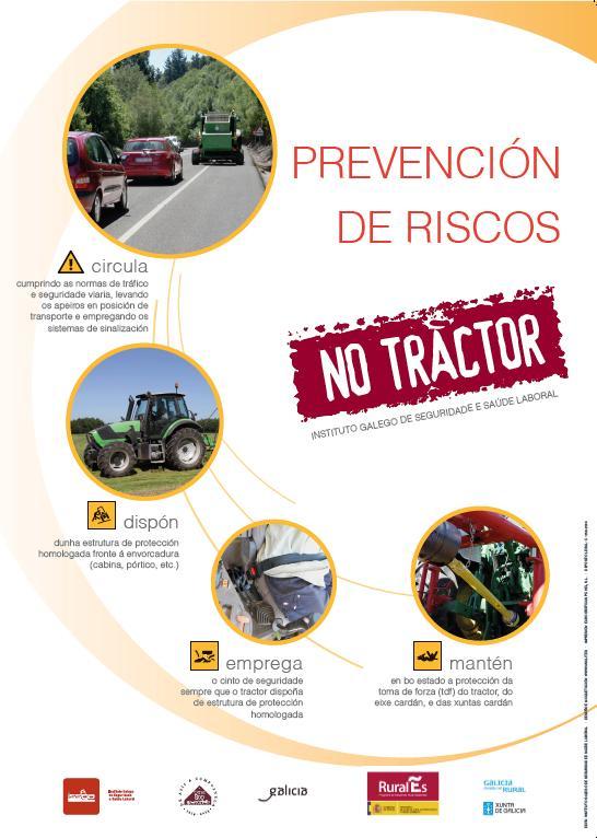 IGSS Curso prevencion riesgos tractor