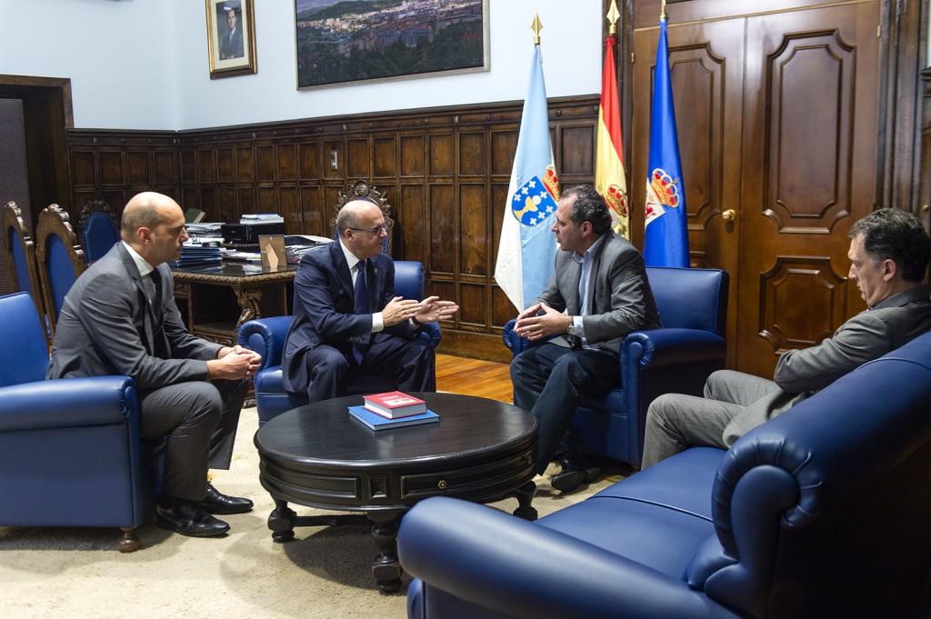 Manuel Baltar e Manoel Batista.