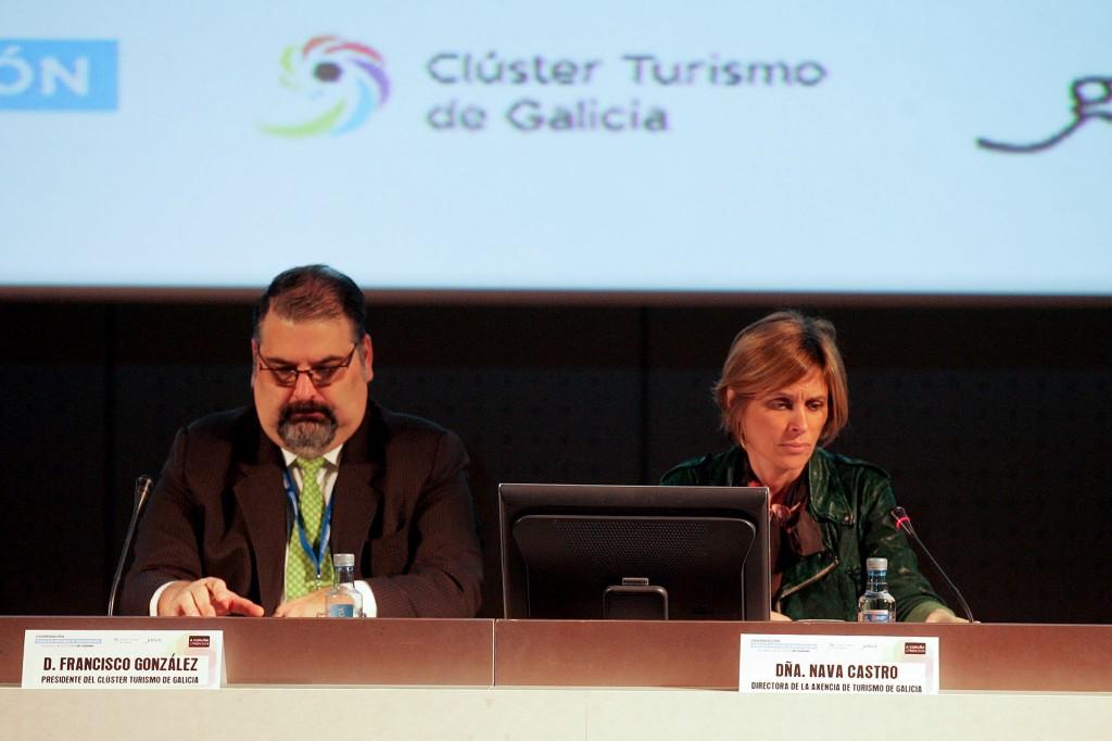 Nava Castro inaugura na Coruña o primeiro encontro de clústers de turismo de España con máis de 150 profesionais do sector