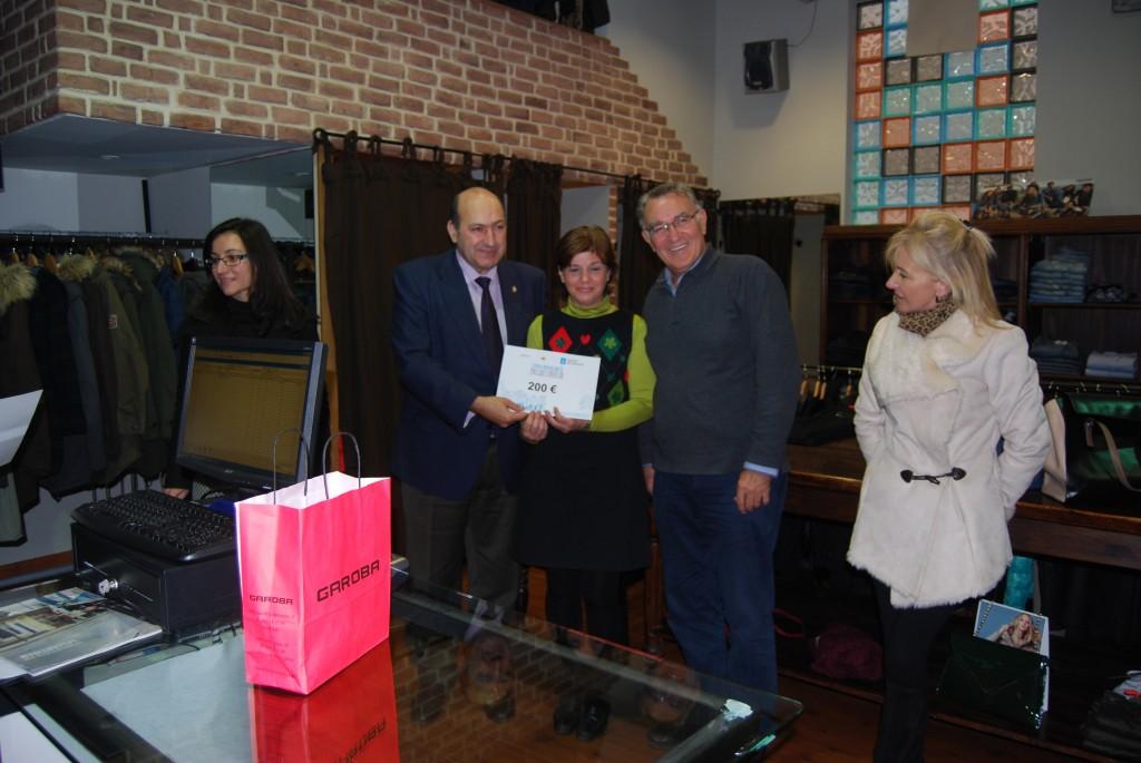 Premio clienta CCA Barco