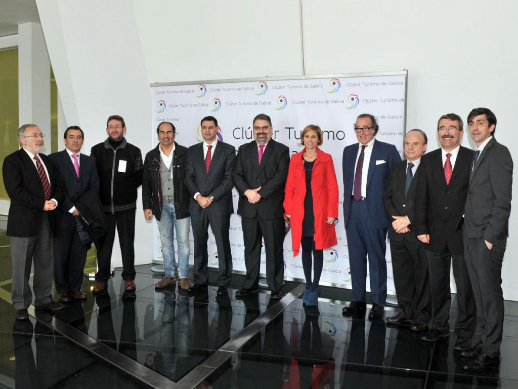 Turismo de Galicia promoveu unha misión comercial en Gran Bretaña na que participarán 16 empresarios hostaleiros galegos