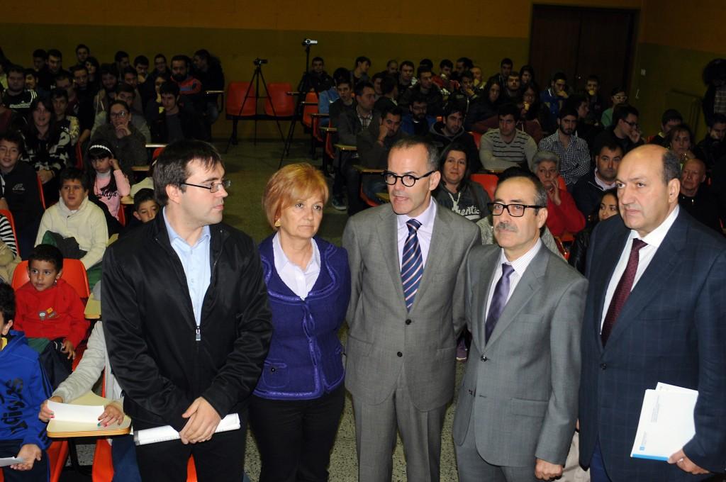 Vázquez Abad en Ourense