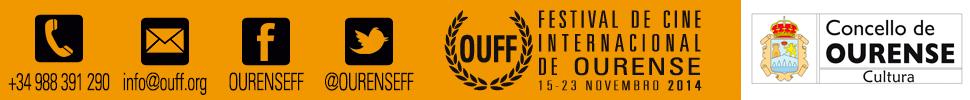 XIX Festival de Cine Internacional de Ourense - OUFF en Ourense