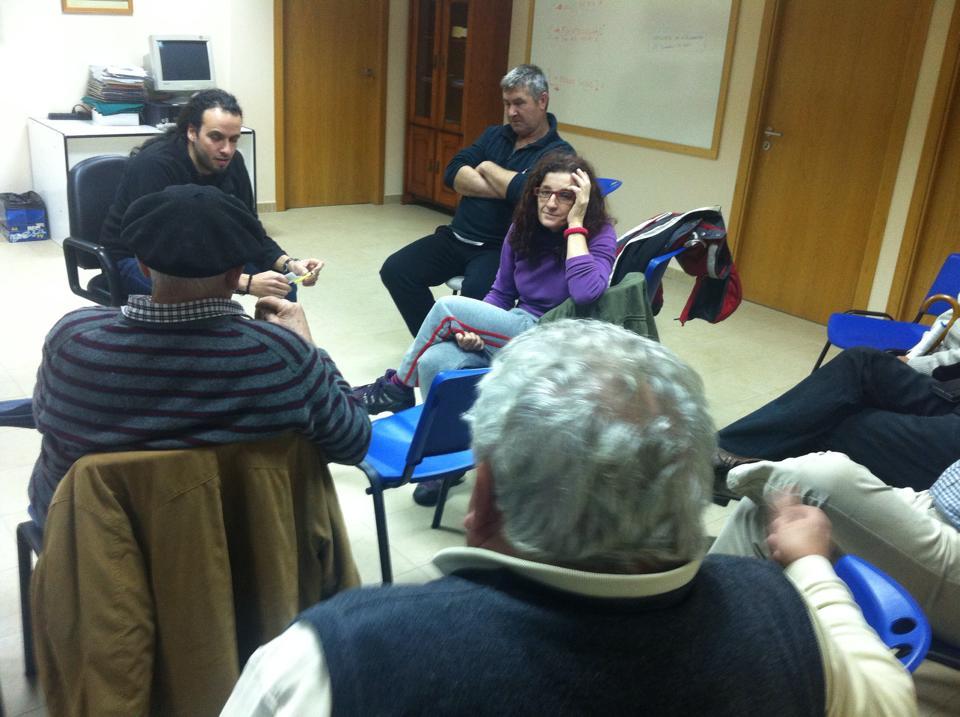 Asamblea aberta BNG en Vilamartín