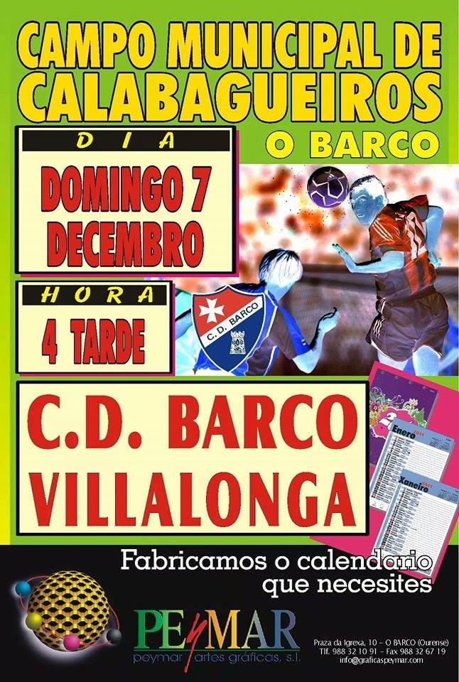 CD Barco - Villalonga