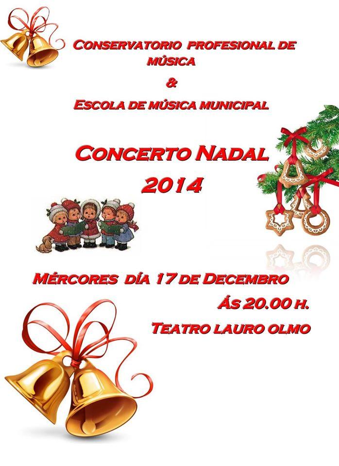 Concerto de Nadal da Escuela de Música