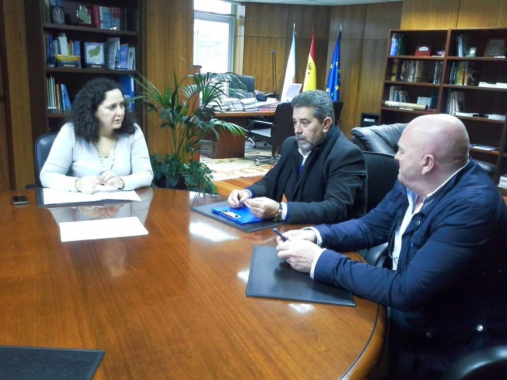 Conflicto emigrantes retornados. Belén do Campo traslada o apoio da Xunta de Galicia aos emigrantes retornados para regularizar as súas pensións procedentes do estranxeiro