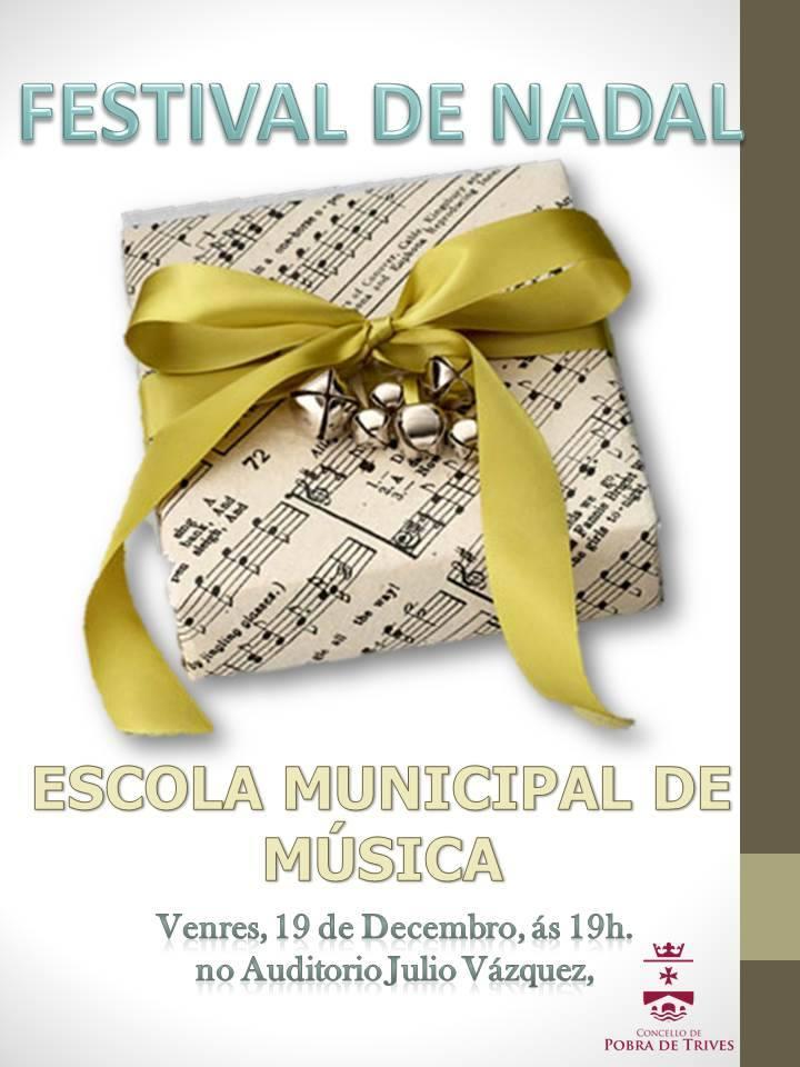 Festival de Nadal Escola de Música