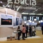 La Xunta promueve el turismo de naturaleza gallego en la feria INTUR de Valladolid