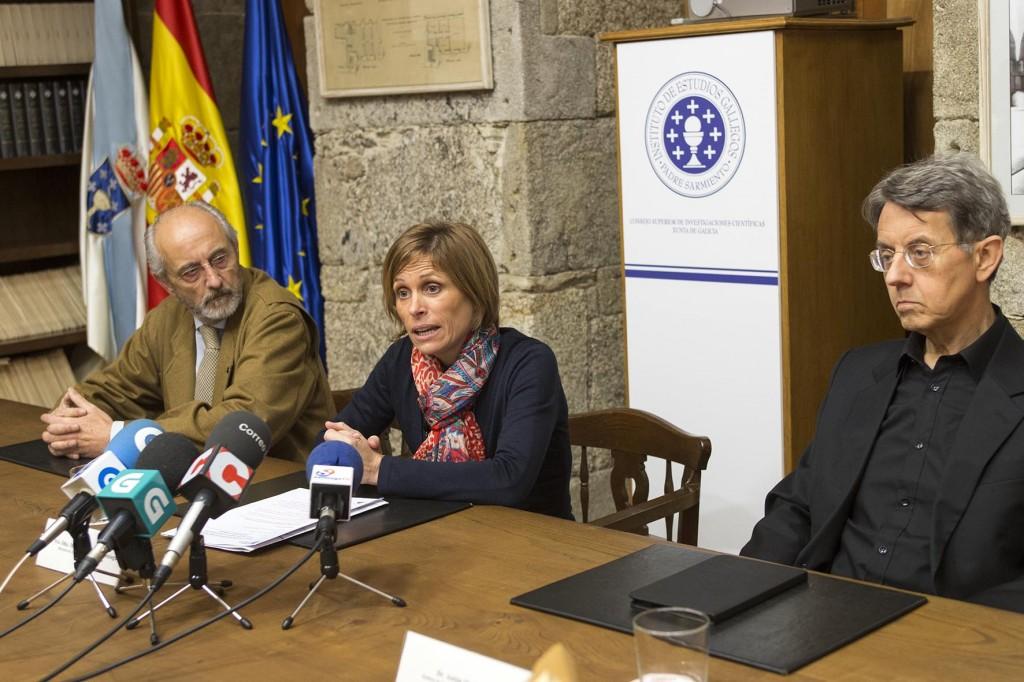 La directora de Turismo de Galicia destacó la importancia de promover y potenciar la investigación y el afondamento en las raíces del Camino de Santiago