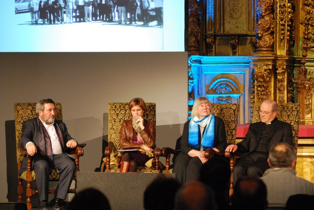 Nava Castro destaca en el homenaje a Elias Valiña el espectacular crecimiento del Camino de Santiago