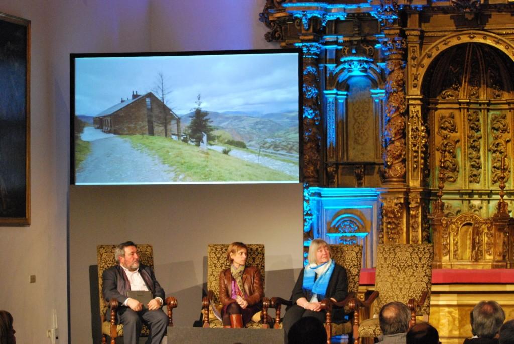 Nava Castro destaca en el homenaje a Elias Valiña el espectacular crecimiento del Camino de Santiago 2