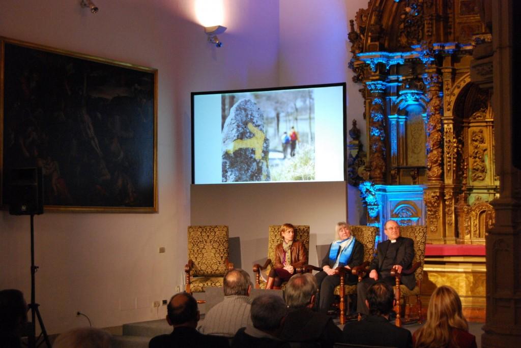 Nava Castro destaca en el homenaje a Elias Valiña el espectacular crecimiento del Camino de Santiago 3