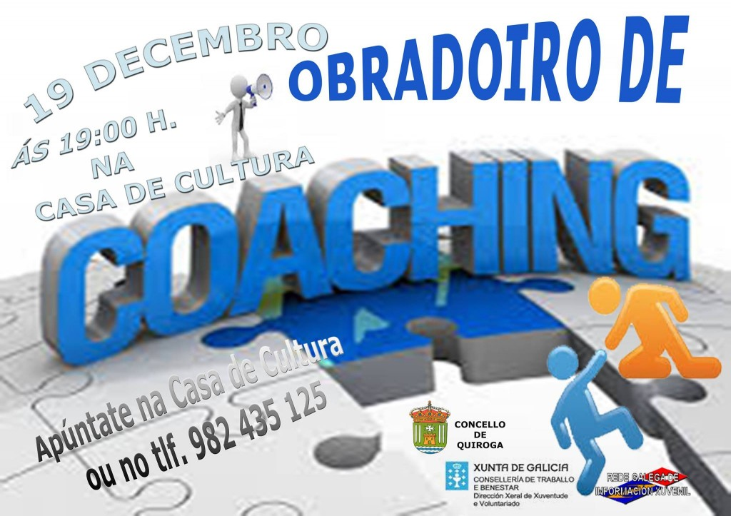 Obradoiro de coaching