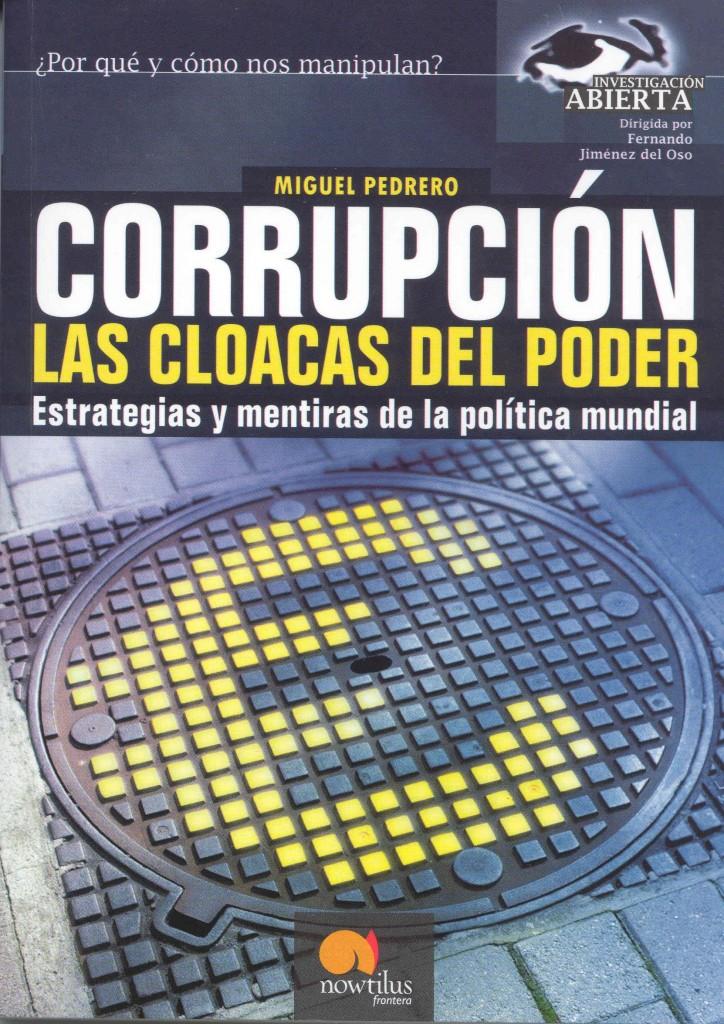 Portada libro  Miguel Pedrero