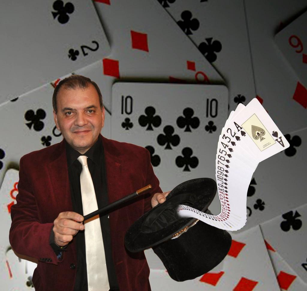 """Naimir """"el aprendiz de mago"""""""