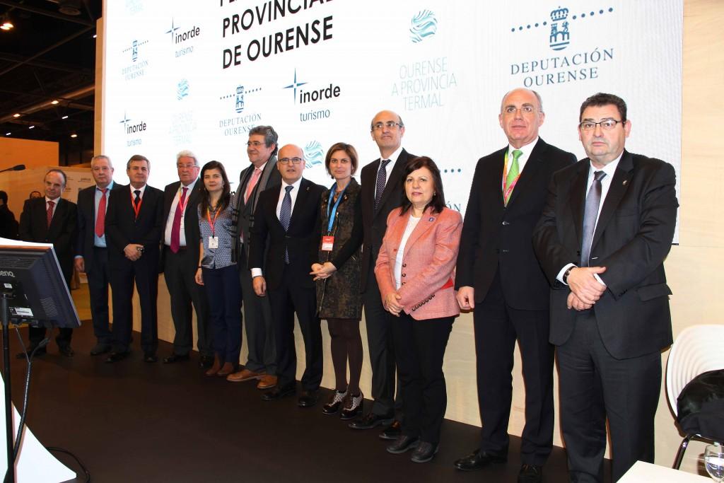 La directora de Turismo de Galicia