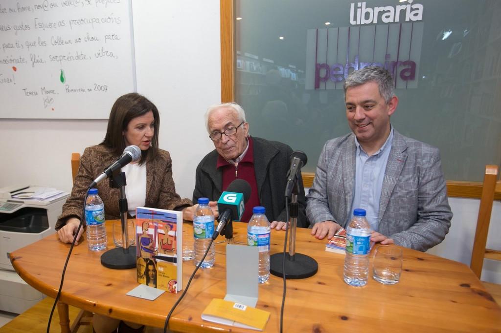 O secretario xeral de Política Lingüística da Consellería de Cultura, Educación e Ordenación Universitaria, Valentín García