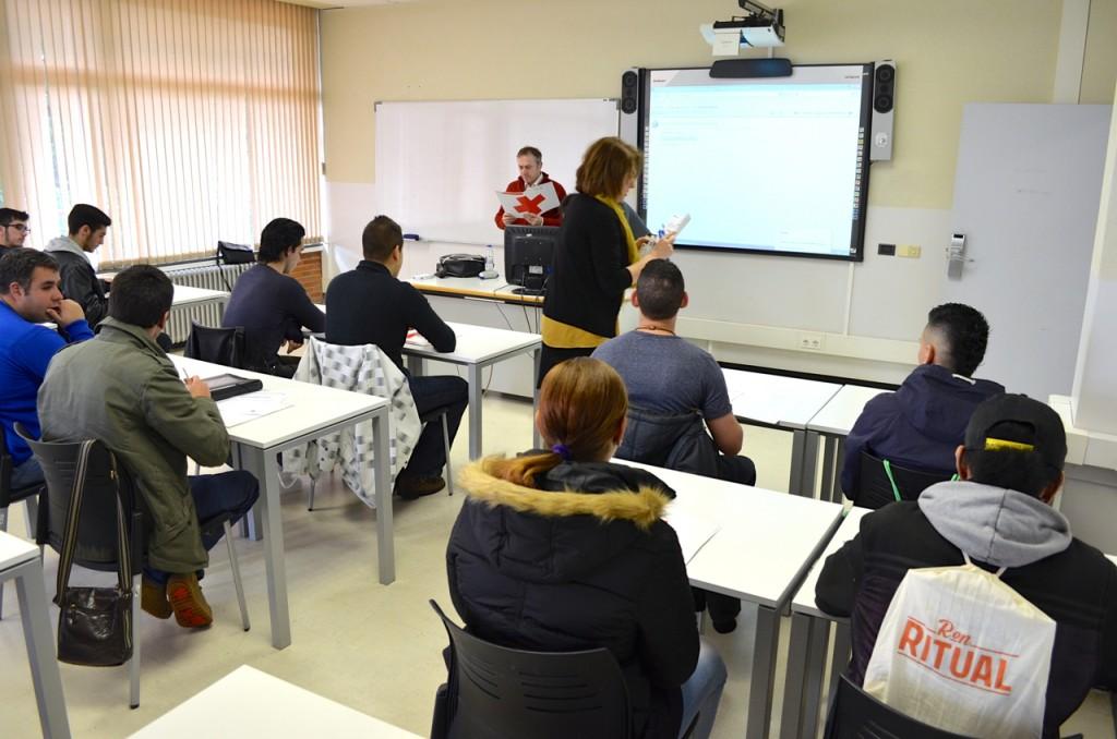 Programa de integración social CSHG