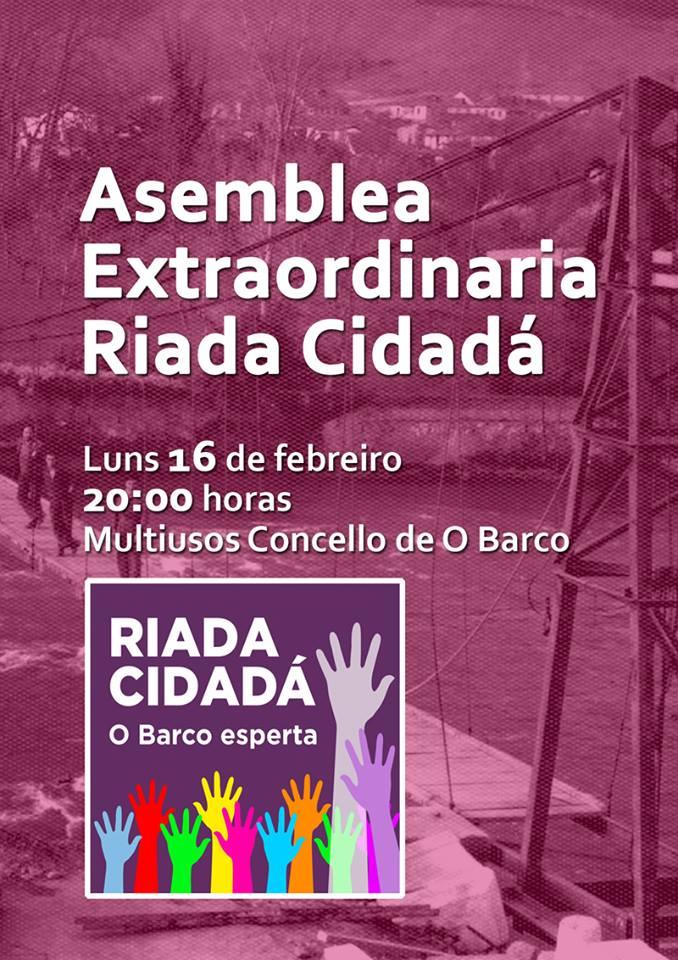 Riada Cidadá Asemblea 16 febreiro