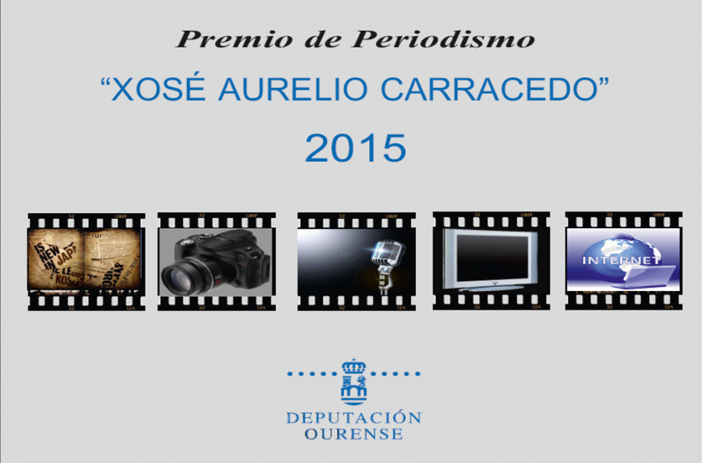 Cartel Premio Carracedo 2015