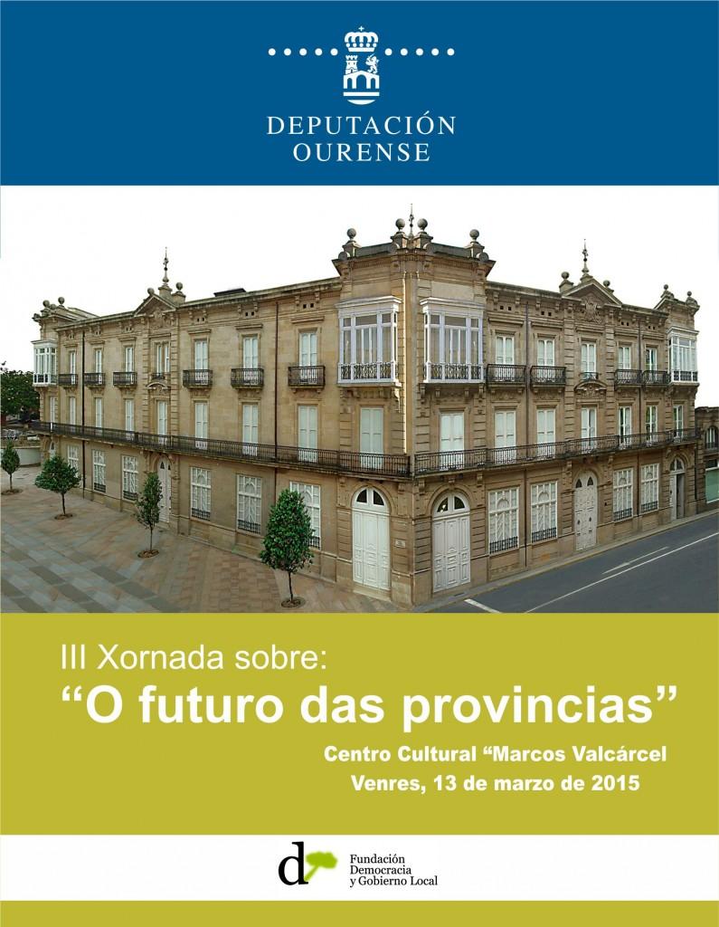 III Xornada Futuro das Provincias