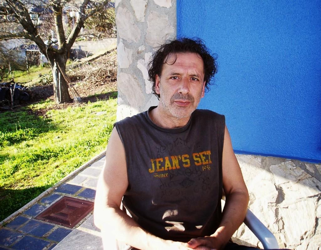 Jaime Costas es de Vigo pero vive desde hace años en Ourense